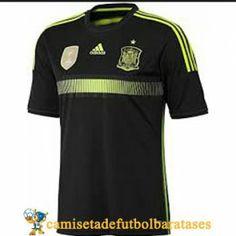 Camisetas Espana futbol segunda 2014