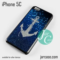 Cute Anchor (2) Phone case for iPhone 5C and other iPhone devices