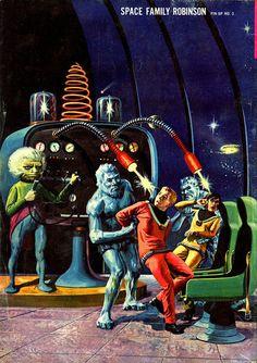 *m. 1960s books comic books comics mid century mid century illustration ...