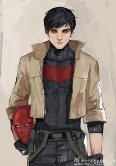 Red Hood(Jason Todd)