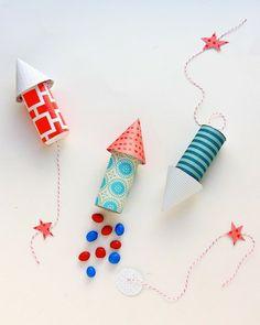 Shake My Blog | Des fusées DIY pour les enfants
