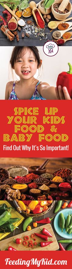 This is a must pin! Spice up your kids food to get them to eat foods they…