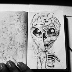Sketchy stuff