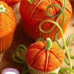 Pumpkin Cupcakes - Dolcetti alla zucca