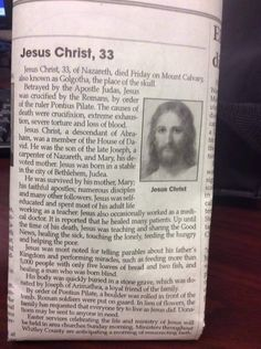 Historical event verified by the historian Josephus ~ clipping as if it had been published in a newspaper Bible Scriptures, Bible Quotes, Bible Art, Quotable Quotes, God Jesus, Jesus Christ, Savior, Pontius Pilate, T 64