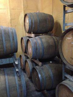 Solera barrels