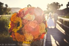 Portraits of Bride & Groom- Fall Wedding at Carlton Oaks Golf Course — San Diego Wedding Photography  - for more ideas and wedding & engagement photography inspiration, check out my blog! www.britjaye.com/blog #sandiegoweddingphotography #weddingphotography #weddingphotos #weddingphotographer