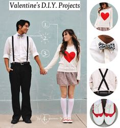 Valentine's DIY Projects