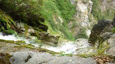 Visitar la Cascada Inacayal