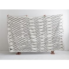 [photos & styling: studio oink] the grid decke. /// the grid blanket. thanks to studio oink who made a fantastic job.