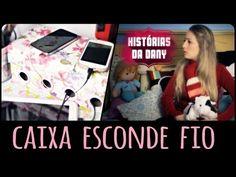 Caixa Esconde Fio =DiY | Dany Martinês - YouTube
