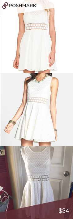 79db2e67ee Free People Daisy fit and flair dress size 10 Free People Daisy fit and  flair dress