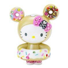 Tokidoki x Hello Kitty Donutella Figure