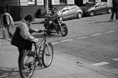 https://flic.kr/p/Dh6Eiz | Speed Kings | After growing your bike you can traffic the road.  Chernivtsi, Ukraine, April 2015
