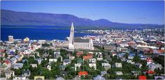 Visit Reykjavik, Iceland bc its run by a comedian!!