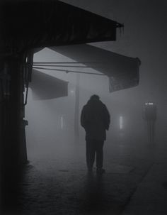 Sabine Weiss Fog of illusion Montreal
