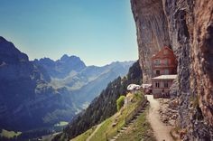 Berggasthaus Aescher, Weissbad: See 56 traveller reviews, 187 candid photos, and great deals for Berggasthaus Aescher, ranked #1 of 6 B&Bs / inns in Weissbad and rated 4.5 of 5 at TripAdvisor.