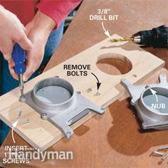 One-day storage projects that organize odds and ends, clean up your workbench, and clear the garage floor.