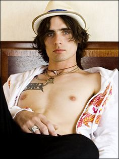 Tyson Ritter (singer of All American Rejects)