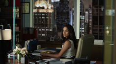 "Meghan Markle as Rachel Zane in Suits, ""Exposure."" -- (Photo by: Shane Mahood/USA Network)"