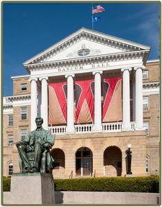 Bascom Hall, University of Wisconsin, Madison