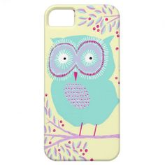 CUTE LITTLE OWL IPHONE 5 CASE