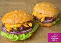 Extra diétás hamburger zsemle recept (paleo, gluténmentes, élesztőmentes, tejmentes)