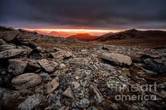 Tombstone Sunrise - photograph by Steven Reed #stevenreed #landscapephotography #sunrisephotography