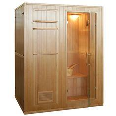 Buy Kivi 3 Person Traditional Finnish Sauna Online Australia