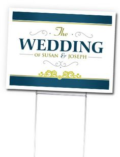 Custom Wedding Supplies has the Wedding Products you're looking for! Wedding Supplies, Wedding Signs, Personalized Items, Wedding Plaques, Wedding Tags, Wedding Signage