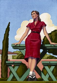 Watercolors — Kenton Nelson