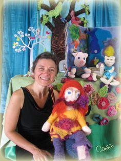 Casa - Contes et marionnettes pour enfants