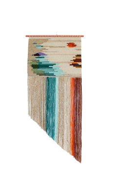 Yesvincent Tapestry Weaving by Rose Jensen-Holm