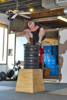I've seen guys in my gym do jumps about like this and its just as insane in person!