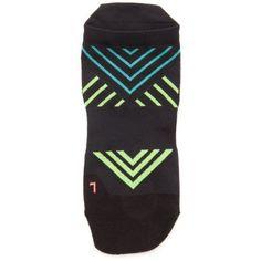 Hue Mermaid Ergonomic Back Tab No Show Socks ($7) ❤ liked on Polyvore featuring intimates, hosiery, socks, mermaid, hue hosiery, arch support socks, sweat wicking socks, moisture wicking socks and dot socks