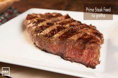 PRIME STEAK FEED NA GRELHA - Para quem gosta de cortes diferentes no churrasco –  e de ir além do ancho e da picanha – o Prime Steak Feed é outra ótima opção que temos pra você, que ama carne como nós. Cheio de sabor e personalidade, fica super macio feito na grelha.   Saiba como preparar esta receita no link: http://www.feed.com.br/receitas/prime-steak-feed-na-grelha/