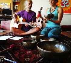 Sound of Yoga: Mantra Monk Music Yoga Meditation Music, Yoga Music, Nada Yoga, Singing Classes, Chill Out Music, Slide Guitar, Yoga Mantras, Music Labels, New Music