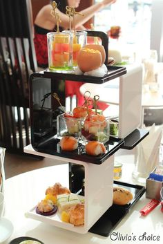 Olivia's choice: Woobar - W Hotel Taipei - Afternoon Tea