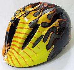 Limar helmet kids & youth dragon flame size M 50/57 210 gr NIB #Limar