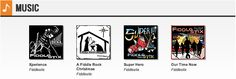 Fiddlestix disography at CD Baby (just some of their music) http://fiddlestixepk.blogspot.ca/  (as of 2012)