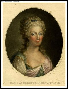 Portrait of Marie Antoinette, French, 18th century.