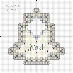 Humming Needles: Christmas Bell Ornament & Pattern:
