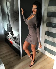 73 Best Fashion Images In 2018 Mujeres Hermosas Sexy Dresses