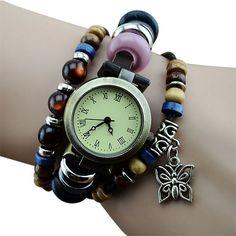 Damen Retro Roman Nummer Quarz-Armbanduhr Uhr Quarz - http://besteckkaufen.com/sanwood/damen-retro-roman-nummer-quarz-armbanduhr-uhr