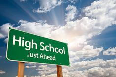 Yes high school can be great but it is not the only thing going as teen or biggest memory as adult....