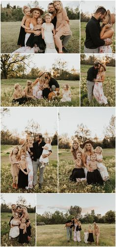 Boho family Outfit inspired, family of 6 pose ideas, spring session, golden your family session, fall family photo outfit inspiration Source by ashleymoorephotography ideas for family pictures Source by DorrisClothes ideas for family pictures Fall Family Picture Outfits, Spring Family Pictures, Family Portrait Outfits, Family Photo Colors, Summer Family Photos, Fall Family Portraits, Family Portrait Poses, Family Picture Poses, Family Photo Shoot Ideas