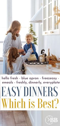 Hello Fresh vs Freshly? Or is something else better? Quick, cheap and healthy dinner ideas for any family who needs a break.  Whether you're cooking for two, for kids, or you just need quick meals after a long day at work, we've covered all of the meal delivery options to make dinner simple after a long hard day. 15 Minute Meals, Quick Meals, Easy Dinners, Free Magazines, Meal Delivery Service, Blue Apron, Cooking For Two, Easy Chicken Recipes, Make More Money