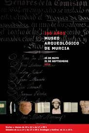 150 años Museo Arqueológico de Murcia : mayo - septiembre 2014 http://absysnet.bbtk.ull.es/cgi-bin/abnetopac01?TITN=508750
