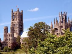 Check out Cathédrale d'Ely on VisitBritain's LoveWall!