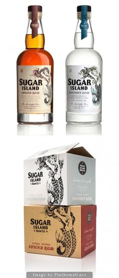 Sugar Island Rum PD